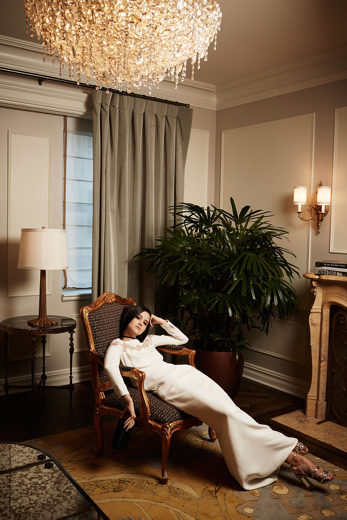 Джулия Голден Теллес — Фотосессия для «Harper's Bazaar» 2015 – 4