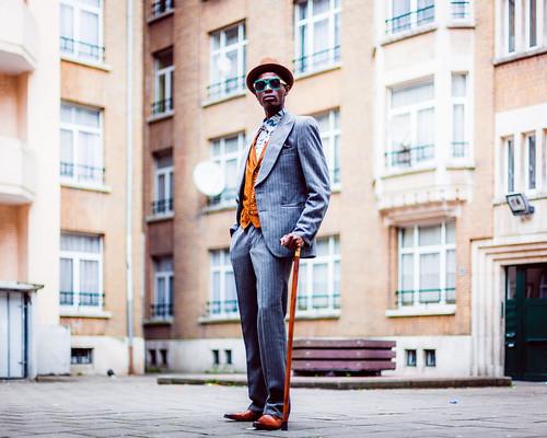 Le Sapeur Congolais