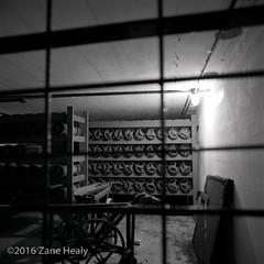 Inside Battery Harvey Allen