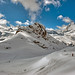 Winter paradise in Rotenboden. Zermatt. Switzerland.No. 4195.