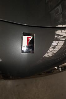 Facel Vega FV4 Typhoon logo 2