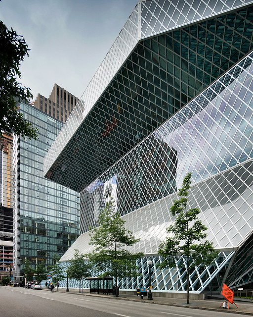 Seattle Central Public Library | Seattle, WA | Rem Koolhaas, OMA