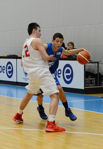 Grande Finale Fribourg Académie U16m -  Swiss Central Basket 3