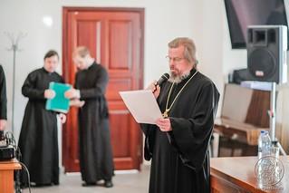 Молебен в Спасском соборе 375