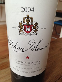 Chateau Musar Rouge 2004
