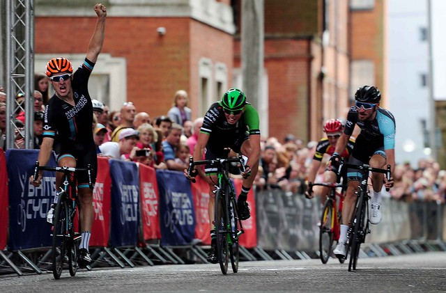 Elite Road Series round 8, Leicester Castle Classic, August 16 2015