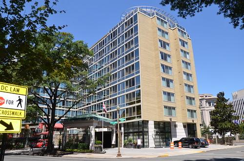 Washington DC Beacon Hotel July 15 1