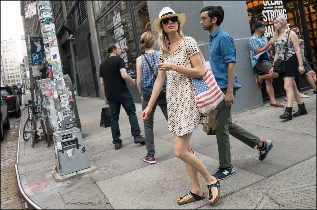 NYC SOHO Summer Boho