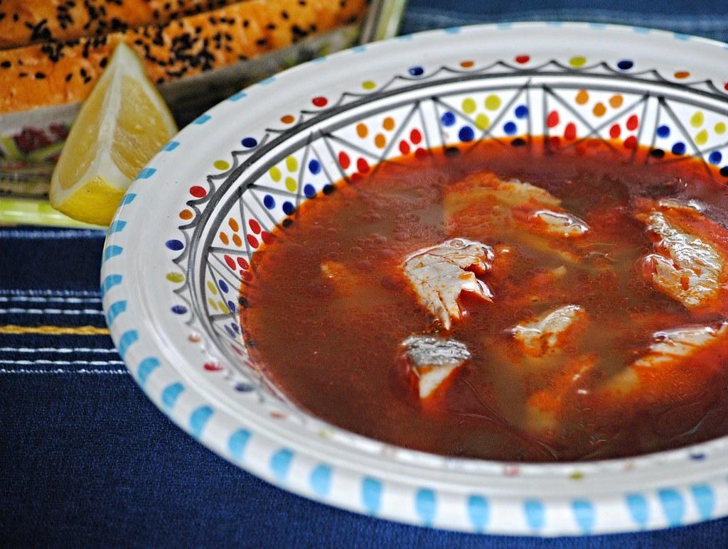 Tunisian chorba
