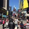Day time in Times Square #newyork #nyc #nyc2015 #timessquare #timesquare #daytime by nathalieking_95