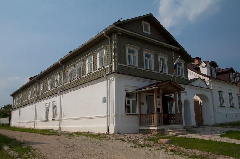 Изборск, Россия