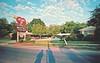 Heart of Bamberg Motel - Bamberg, South Carolina by The Cardboard America Archives