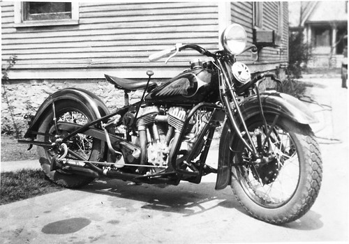 Indian Motorcycle, Harland Krause