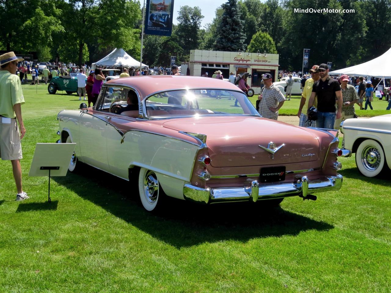 Dodge La Femme Rear