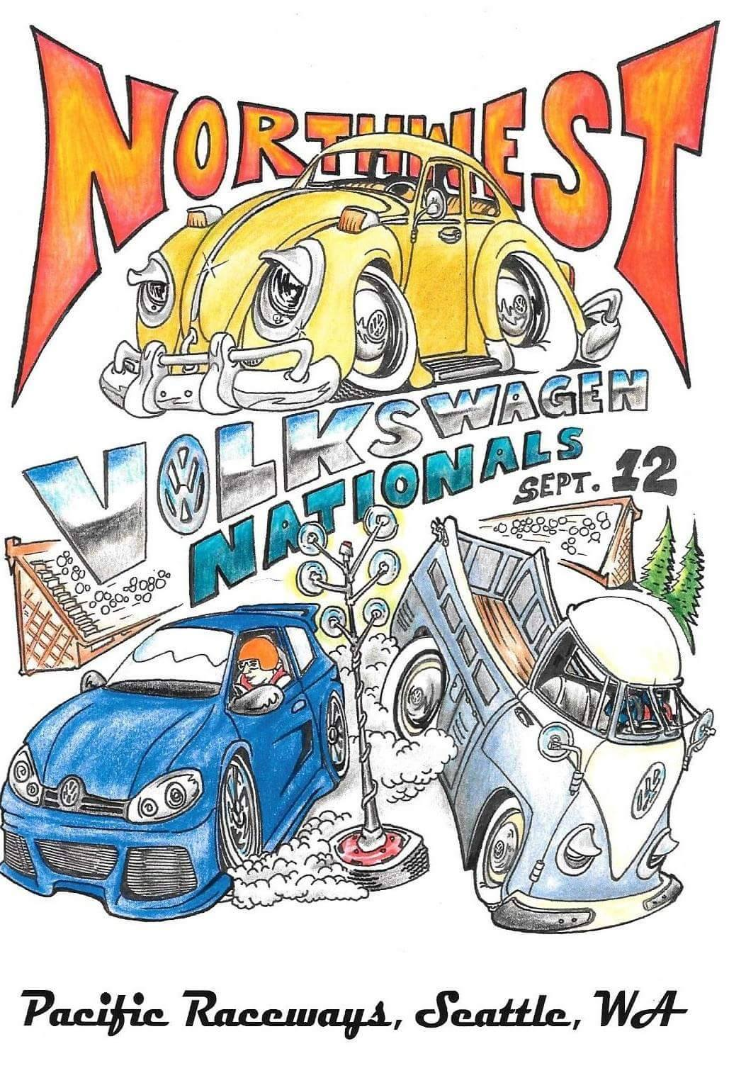 Northwest Volkswagen Nationals