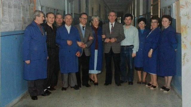 Casamassima-La Scuola Elementare Guglielmo Marconi compie ottanta anni--direttore dott. Tardi