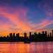 New York City Sunrise September 16 2015 by Anthony Quintano