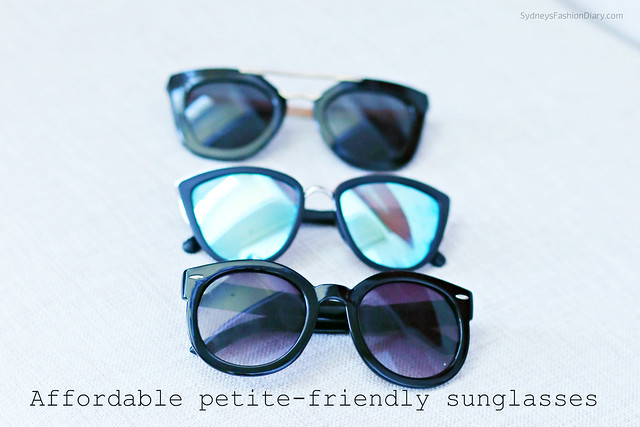 AffordablePetiteFriendlySunglasses_SydneysFashionDiary