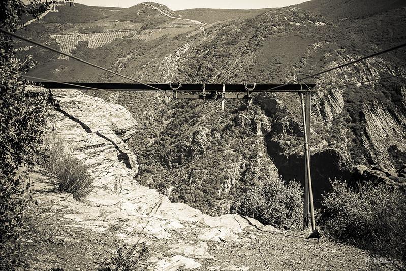 Tirolina - Matavenero