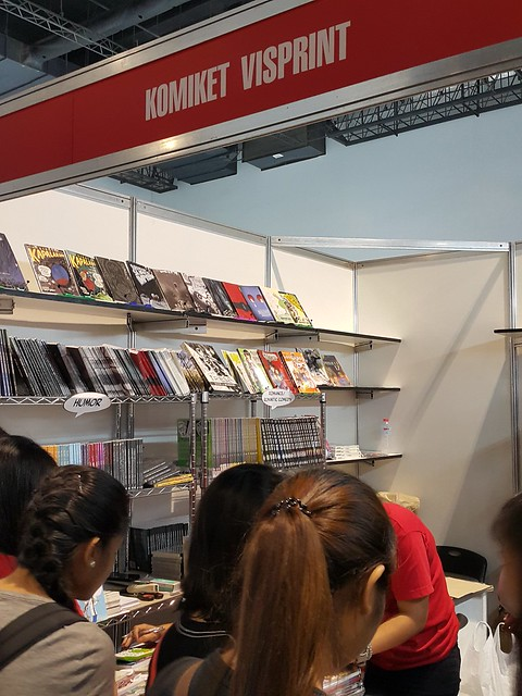 Manila International Book fair 2015