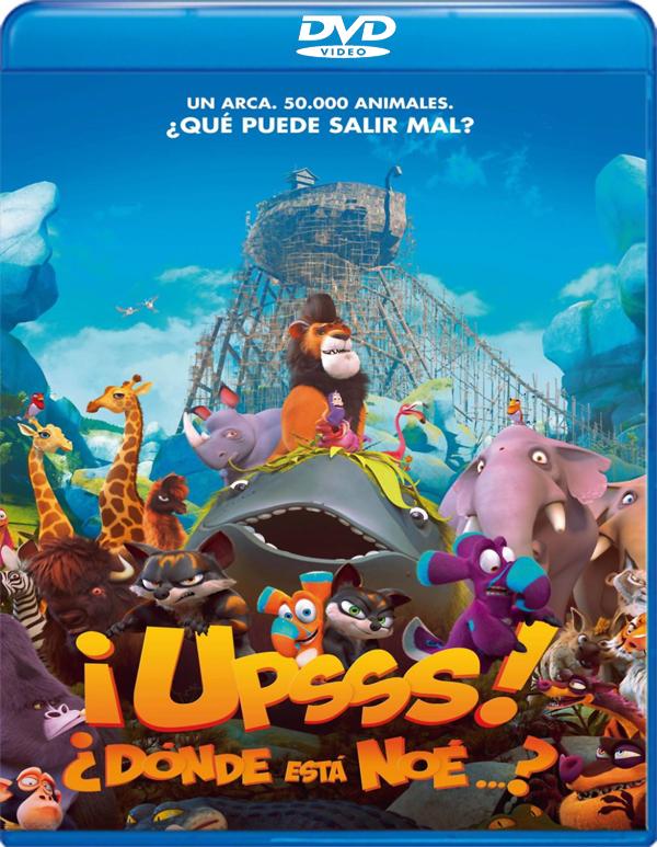21795707974 953676810d o - ¡Ups! ¿Dónde está Noé? [DVD5][Castellano, Catalán, Inglés][Animación][2015][MEGA]
