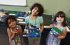 Aminah, Lia Rose, Rosie