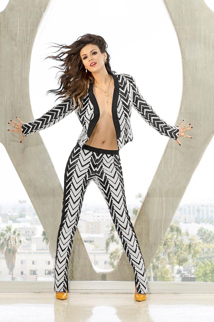 Виктория Джастис — Фотосессия для «Cosmo For Latinas» 2015 – 5