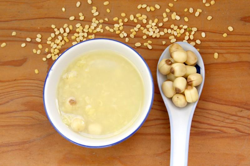 Mung bean soup 5