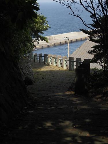 海への近道