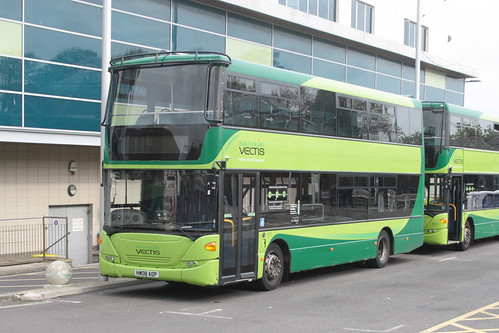 Go South Coast (Southern Vectis) 1101 HW08AOP