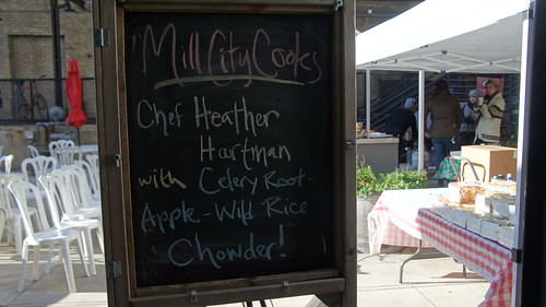 October 17, 2015 Mill City Farmers Market