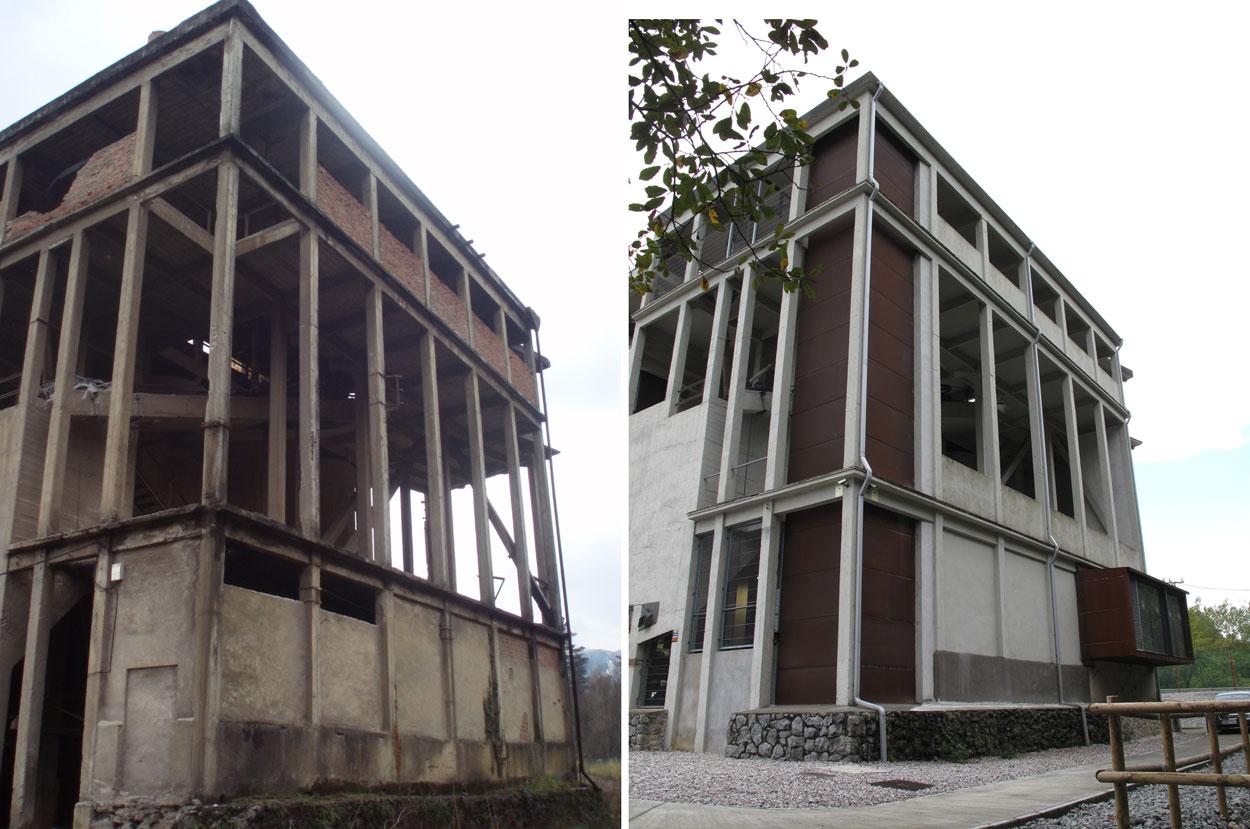 dolomitas_fabrica_patrimonio industrial_restauracion_rehabilitacion_german urtado_e2 arquitectura