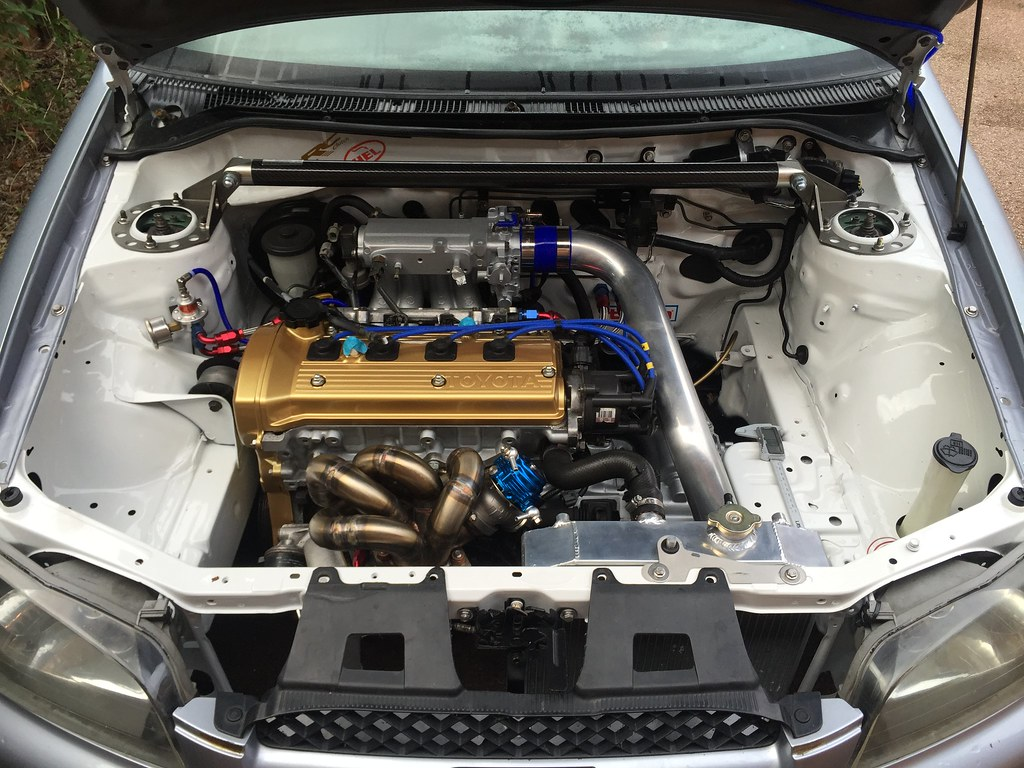 Wire tuck/engine bay tidy - Electronics - UK Starlet Owners