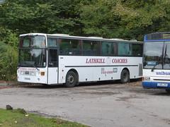 Lathkill Coaches - J791 KHD