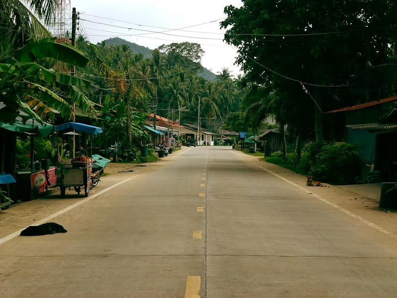 4 - Carnet de Thaïlande - 23 - Haad Chaloklum