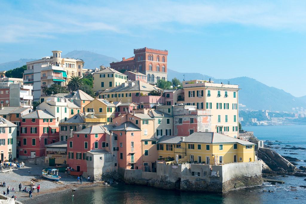 Hotel Via Corsica Genova