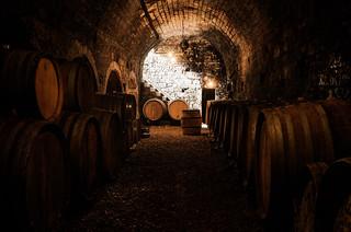 Balade gastronomique dans l'Yonne - Caves de Saint-Bris-le-vineux