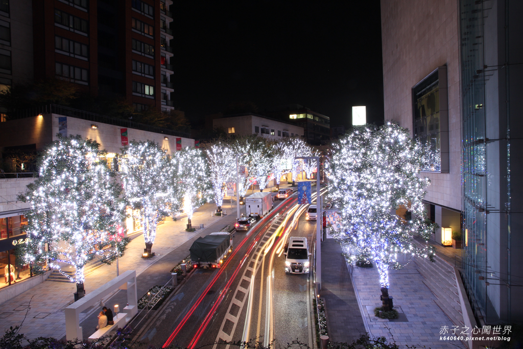 Tokyo Winter Illuminations- 六本木之丘-周圍點燈-IMG_0074082