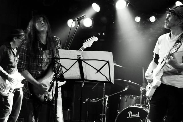 ファズの魔法使い live at Outbreak, Tokyo, 12 Nov 2015. 183