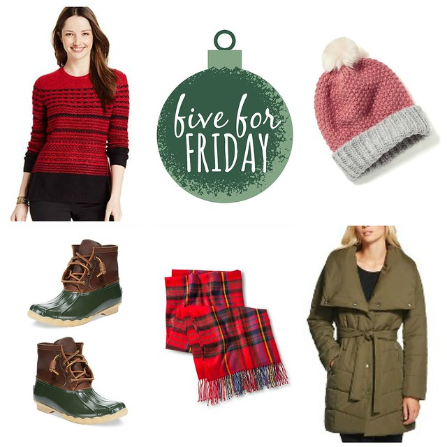 five for friday merry christmas