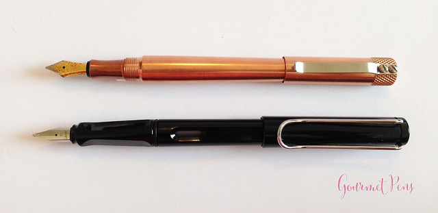 Review @KaraKustoms Fountain K Copper Fountain Pen (4)
