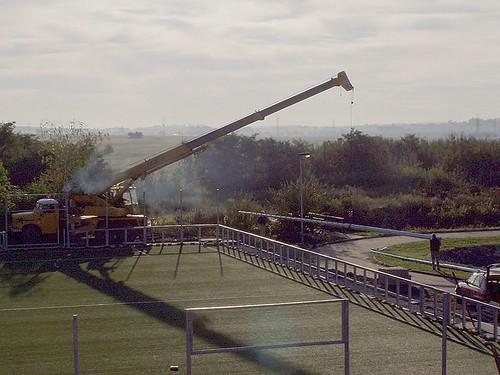 2005 - Rekonstrukce sportovního areálu