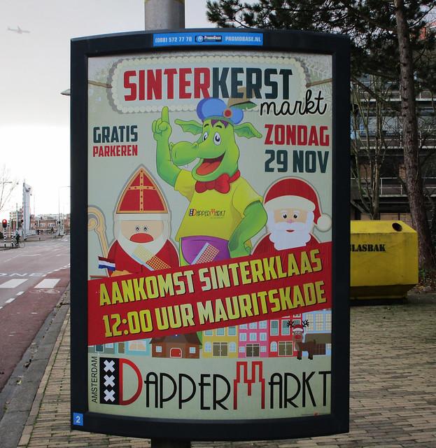 Amsterdam SinterKerst