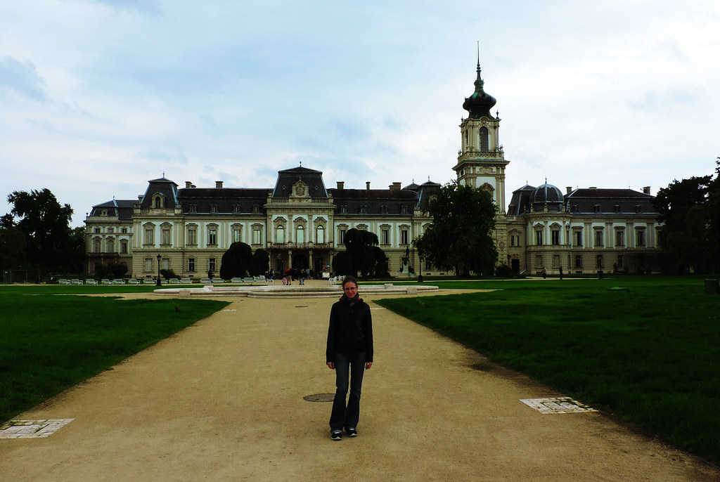 How not to quit your job and travel: Festetics Castle, Keszthely, Hungary