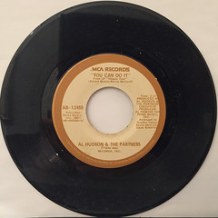 AL HUDSON & THE PARTNERS:YOU CAN DO IT(RECORD SIDE-A)