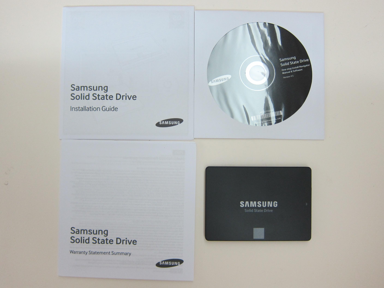 Samsung 850 Evo 250gb 25 Inch Sata Iii Internal Ssd Blog 860 Box Contents
