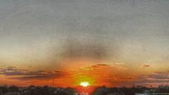 #atardecer #sunset #sun #idol3 #sky #horizon #clouds #instasun #instasunset #instasky