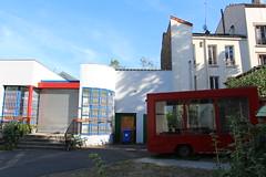 Pantin - Rue Victor Hugo