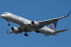 United Airlines | Boeing 757-200 @ JFK