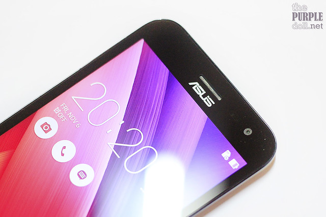 Top of Zenfone 2 Laser